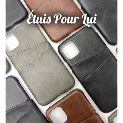 Cellular Leather Cases